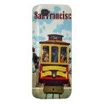 Estuches de viaje del vintage de San Francisco los iPhone 4 Protector