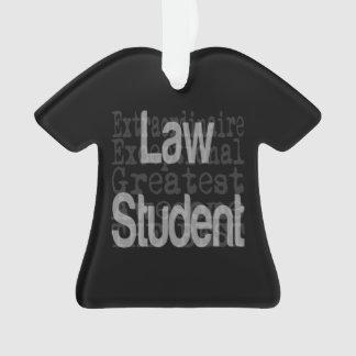 Estudiante de Derecho Extraordinaire
