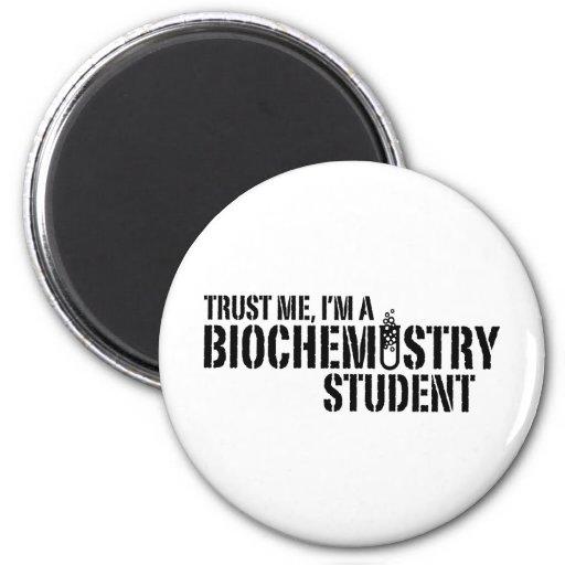 Estudiante de la bioquímica iman