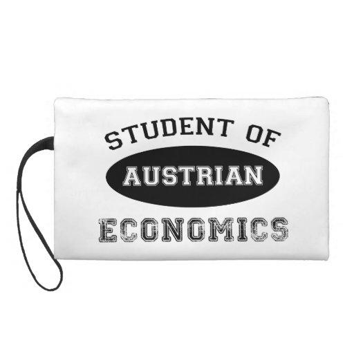 Estudiante de la economía austríaca
