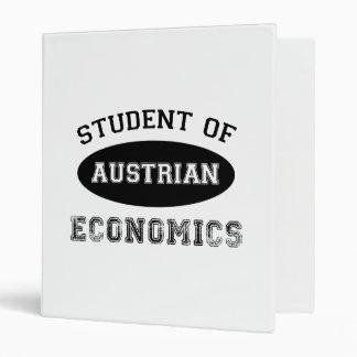 """Estudiante de la economía austríaca carpeta 1"""""""