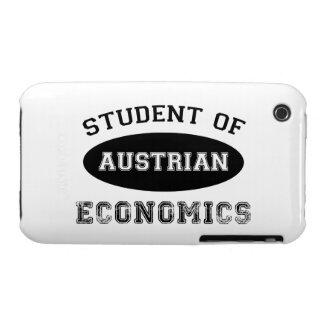 Estudiante de la economía austríaca Case-Mate iPhone 3 carcasa