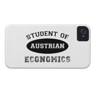 Estudiante de la economía austríaca iPhone 4 funda