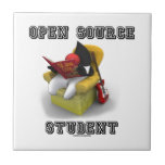 Estudiante de Open Source (duque Java Book Comfy C Teja Cerámica