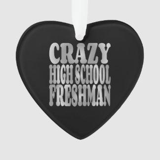 Estudiante de primer año loco de la High School