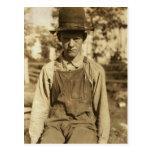 Estudiante del condado de Pocahontas, los años 20 Postal