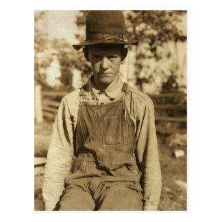 Estudiante del condado de Pocahontas, los años 20 Tarjetas Postales