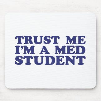 Estudiante del MED Tapetes De Ratones