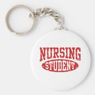 Estudiante del oficio de enfermera llavero