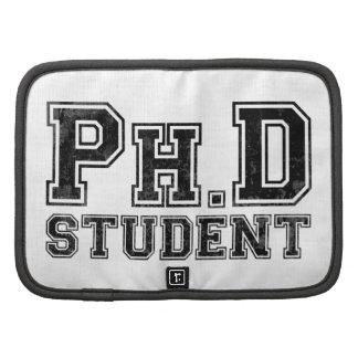Estudiante del Ph D Planificadores