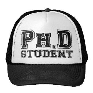 Estudiante del Ph.D Gorro