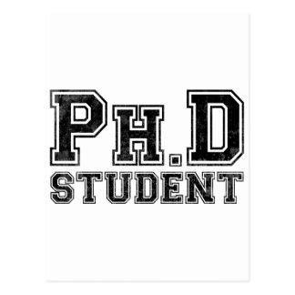 Estudiante del Ph.D Postales