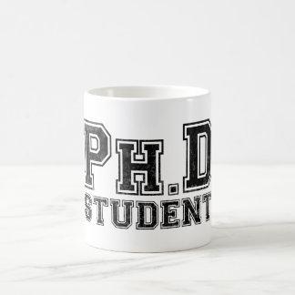 Estudiante del Ph.D Taza