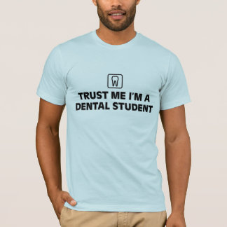 Estudiante dental playera