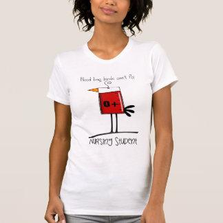 """Estudiante divertido """"pájaro del oficio de camiseta"""