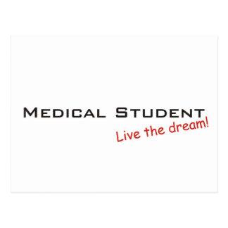 Estudiante ideal/de medicina postal