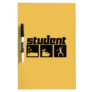 Estudiante Pizarra
