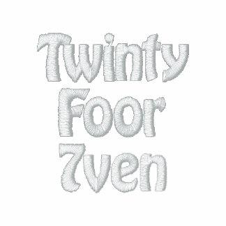 Estudiante universitario - Twinty Foor 7ven Chamarra De Deporte Bordada