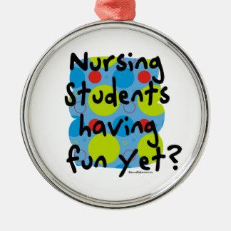 ¿Estudiantes del oficio de enfermera que se Adornos De Navidad
