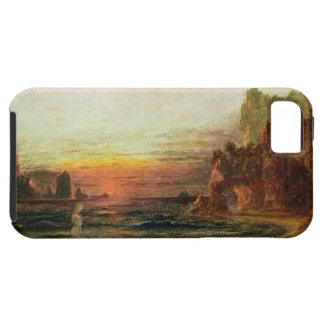 """Estudie para la """"gruta del Calypso"""", c.1843 iPhone 5 Carcasas"""