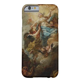 Estudie para la suposición de la Virgen, c.1760 2 Funda De iPhone 6 Barely There
