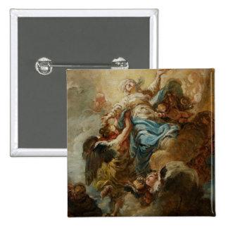 Estudie para la suposición de la Virgen, c.1760 2 Pin