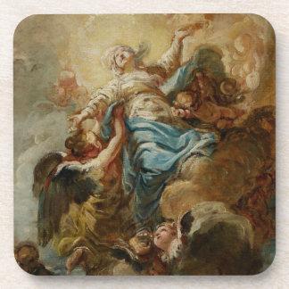Estudie para la suposición de la Virgen, c.1760 2 Posavaso