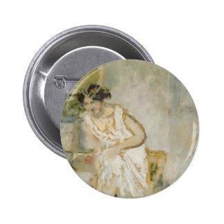Estudio de Eduardo Vuillard- de una mujer en una e Pins