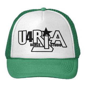 ESTUDIO de la DANZA de U4RIA (gorra verde)