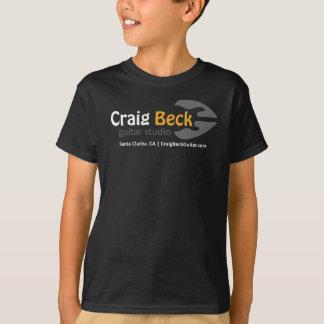 Estudio de la guitarra de la camiseta el | Craig