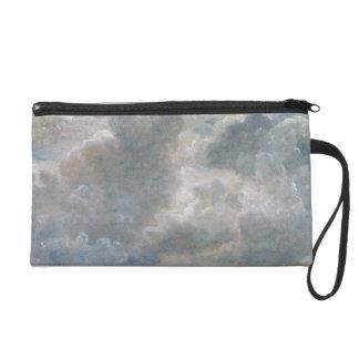 Estudio de las nubes de cúmulo, 1822 (aceite en o