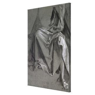 Estudio de los trajes de Cristo 1508 Impresion De Lienzo