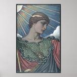 Estudio de Minerva Posters