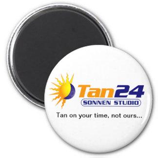 Estudio de Tan24 Sonnen Imanes De Nevera