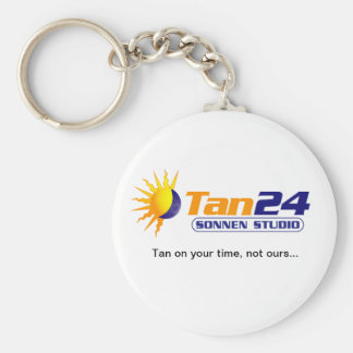 Estudio de Tan24 Sonnen Llavero