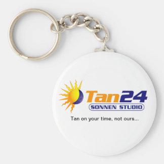 Estudio de Tan24 Sonnen Llavero Personalizado