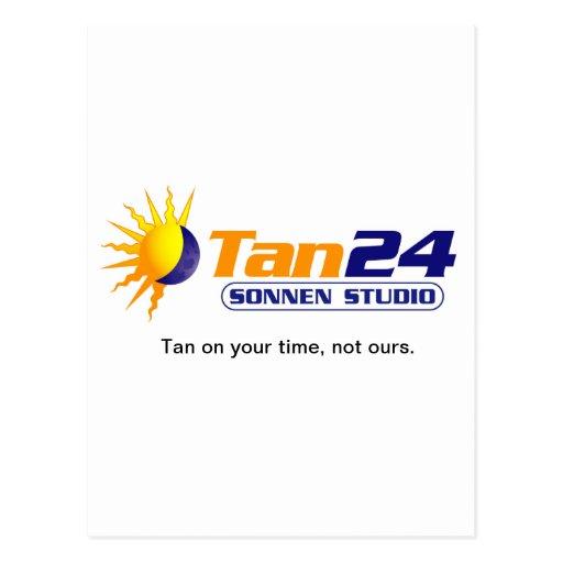 Estudio de Tan24 Sonnen Postal