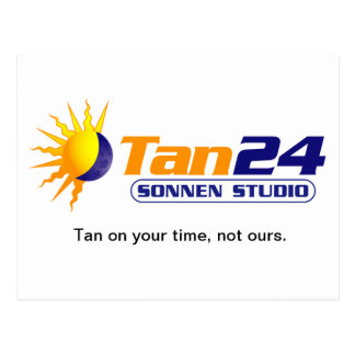 Estudio de Tan24 Sonnen Postales