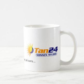 Estudio de Tan24 Sonnen Tazas