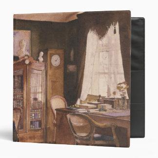 """Estudio de Theodor Fontane Carpeta 1 1/2"""""""