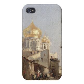 Estudio de Tobolsk, 1842 iPhone 4 Fundas