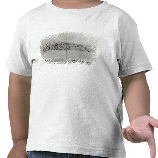 Estudio del friso de un frontón camiseta
