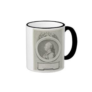 Estudio del retrato de George Stubbs (1724-1806) ( Taza De Café