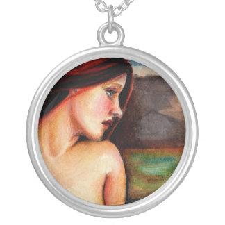 Estudio del Waterhouse por el collar de Kim Turner