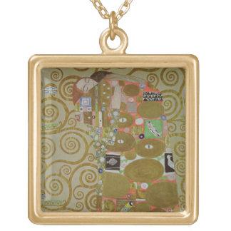 Estudio para el cumplimiento, c.1905-09 (w/c y oro collar personalizado
