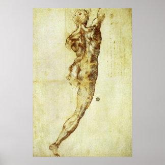 Estudio para el renacimiento de Cascina Miguel Áng Posters