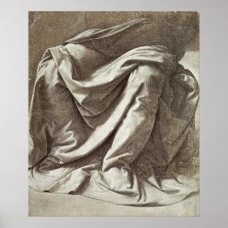 Estudio para una figura asentada c 1475-80 de la impresiones