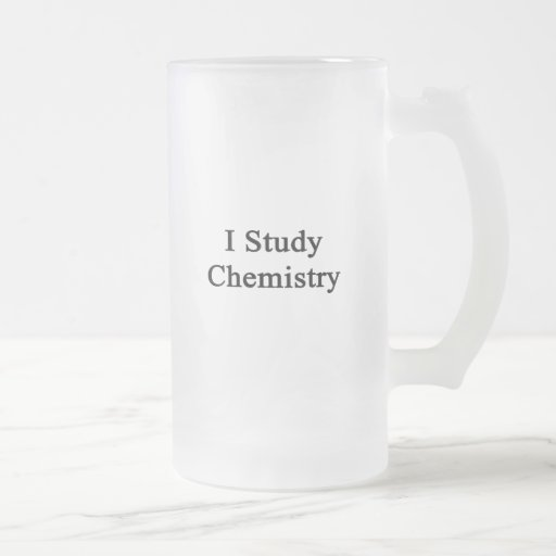 Estudio química tazas