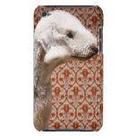 Estudio tirado de Bedlington Terrier iPod Touch Case-Mate Coberturas