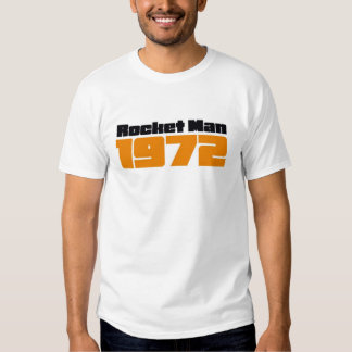 Estudios 1972 de Trident del hombre de Rocket Playeras